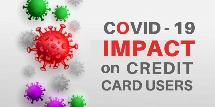 Covid Impact on Credit card users