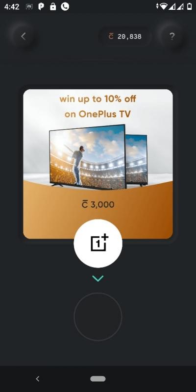Oneplus offer