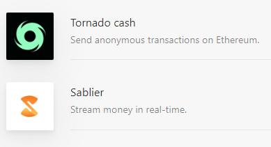 Payment DApps