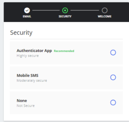 WazirX account security