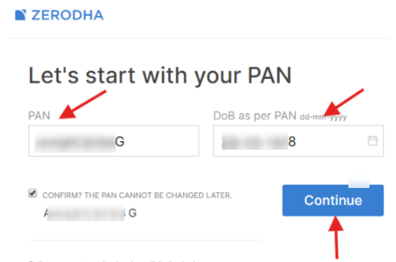 Zerodha - submit PAN details.png